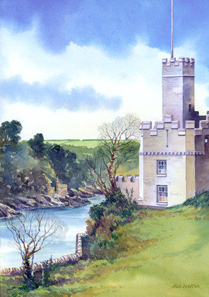 'Dartmouth Castle'