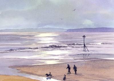 'An Evening Walk'