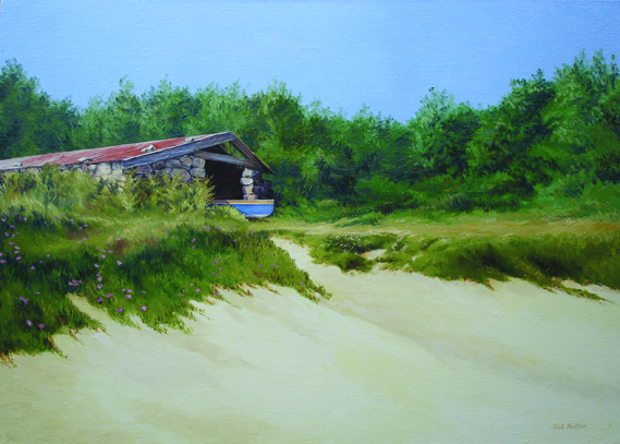 'The Gig Shed'