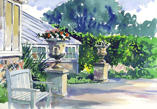 'A corner of Bicton'