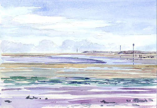 'Sand and Sky'