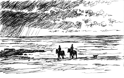 'Exmouth Beach Riders'