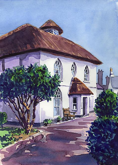 'Fairlynch Museum – Budleigh Salterton'