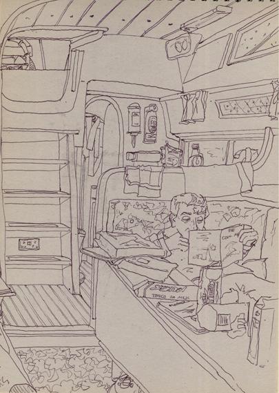'Aboard Algol'