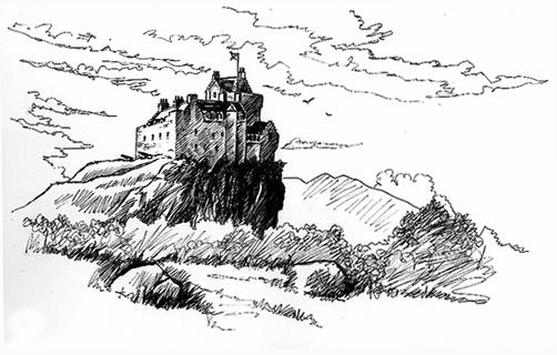 'Duart Castle'