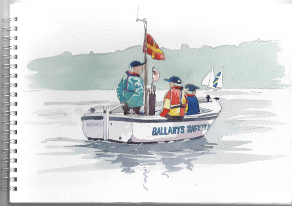 'Gallants Safety Boat'