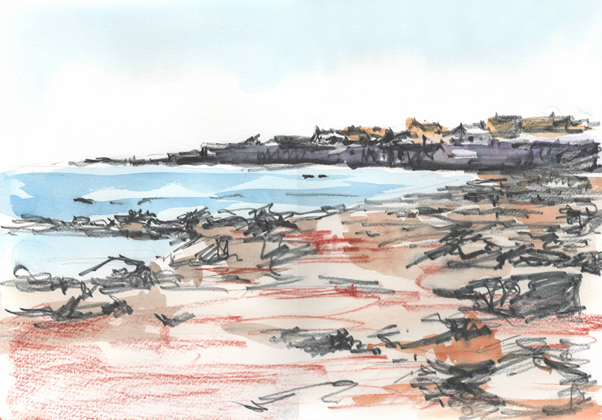 'Coverack Impression'
