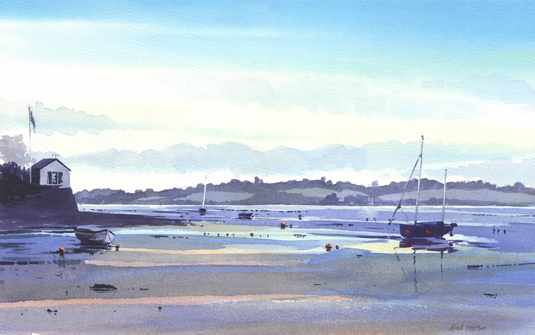 Painting and Drawing around the Exe Estuary